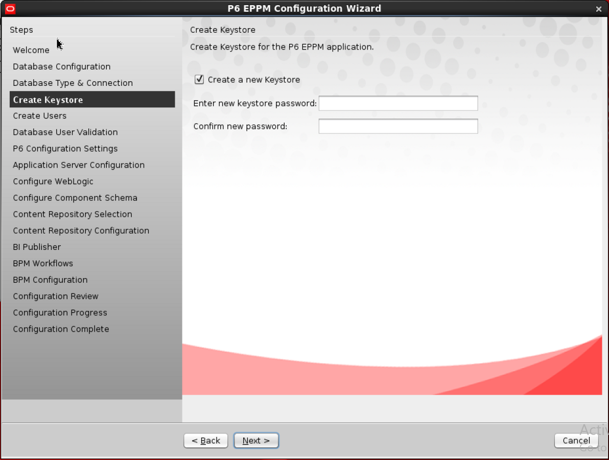 Oracle Primavera P6 EPPM 18 8 Step by Step Installation -2
