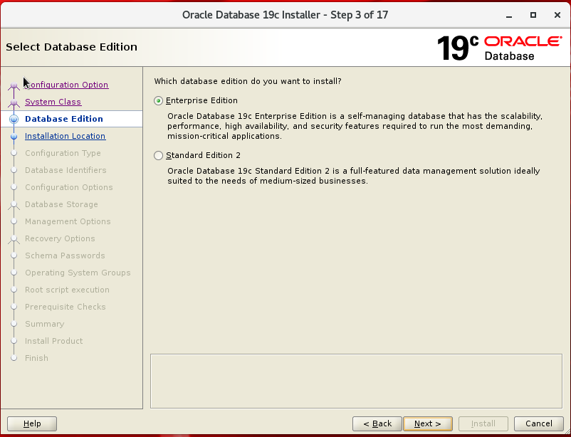 Oracle Database 19c on Linux 7 6 Step by Step Installation -1 | IT