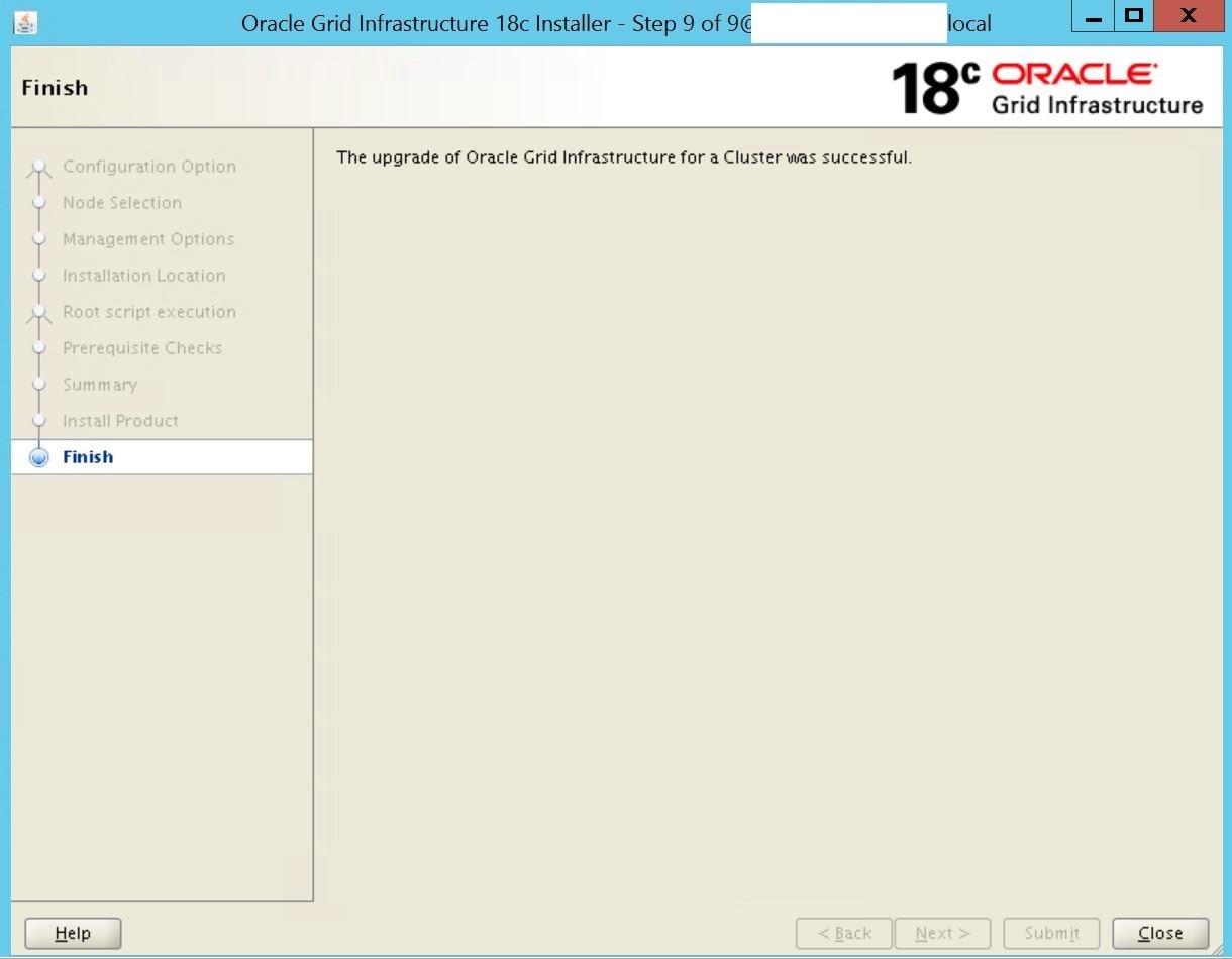 Oracle 18c Documentation
